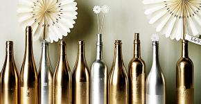 Декор бутылок своими руками: 100+ вдохновляющих идей и поэтапные мастер-классы фото