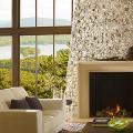 Декоративный камень в интерьере: как привнести в дом уют и все тонкости облицовки фото