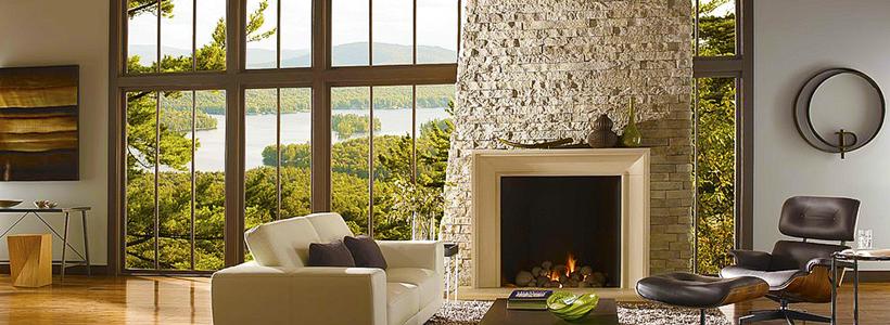 Декоративный камень в интерьере: как привнести в дом уют и все тонкости облицовки