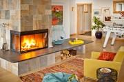 Фото 15 Декоративный камень в интерьере: как привнести в дом уют и все тонкости облицовки