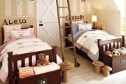 Фото 2 Детская комната для разнополых детей: 50+ гармоничных вариантов организации пространства
