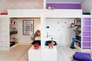 Фото 20 Детская комната для разнополых детей: 50+ гармоничных вариантов организации пространства