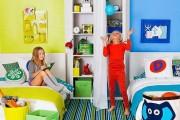 Фото 22 Детская комната для разнополых детей: 50+ гармоничных вариантов организации пространства