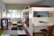 Фото 23 Детская комната для разнополых детей: 50+ гармоничных вариантов организации пространства