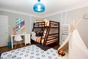 Фото 2 Детская двухъярусная кровать: как экономить полезное пространство для ребенка