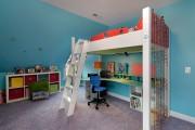Фото 5 Детская двухъярусная кровать: как экономить полезное пространство для ребенка