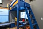 Фото 8 Детская двухъярусная кровать: как экономить полезное пространство для ребенка
