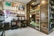 Фото 10 Детская двухъярусная кровать: как экономить полезное пространство для ребенка