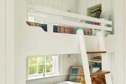 Фото 14 Детская двухъярусная кровать: как экономить полезное пространство для ребенка