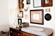 Фото 7 Комод с пеленальным столиком: как сделать нужную вещь стильной и обзор лучших дизайнерских предложений