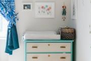 Фото 15 Комод с пеленальным столиком: как сделать нужную вещь стильной и обзор лучших дизайнерских предложений