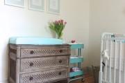 Фото 4 Комод с пеленальным столиком: как сделать нужную вещь стильной и обзор лучших дизайнерских предложений