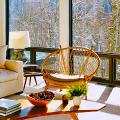 Дома в стиле шале: 55 лучших воплощений эстетики Альп в интерьере фото