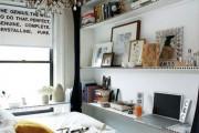 Фото 44 Дизайн маленькой спальни: правила декора и 40+ универсальных интерьерных решений