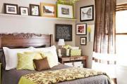 Фото 1 Дизайн маленькой спальни: правила декора и 40+ универсальных интерьерных решений
