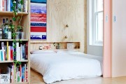 Фото 2 Дизайн маленькой спальни: правила декора и 40+ универсальных интерьерных решений