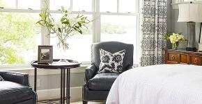 Дизайн маленькой спальни: правила декора и 40+ универсальных интерьерных решений фото