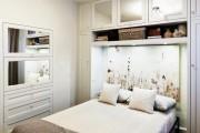 Фото 7 Дизайн маленькой спальни: правила декора и 40+ универсальных интерьерных решений