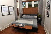 Фото 16 Дизайн маленькой спальни: правила декора и 40+ универсальных интерьерных решений