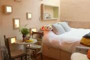 Фото 17 Дизайн маленькой спальни: правила декора и 40+ универсальных интерьерных решений