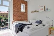 Фото 21 Дизайн маленькой спальни: правила декора и 40+ универсальных интерьерных решений