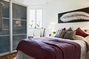 Фото 25 Дизайн маленькой спальни: правила декора и 40+ универсальных интерьерных решений