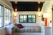 Фото 40 Дизайн маленькой спальни: правила декора и 40+ универсальных интерьерных решений