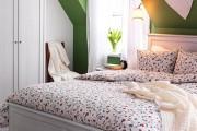 Фото 43 Дизайн маленькой спальни: правила декора и 40+ универсальных интерьерных решений