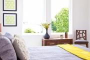Фото 45 Дизайн маленькой спальни: правила декора и 40+ универсальных интерьерных решений