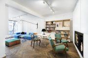 Фото 10 Дизайн квартиры-студии: 80 трендов для создания современного и мультифункционального интерьера