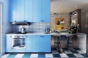 Фото 13 Дизайн квартиры-студии: 80 трендов для создания современного и мультифункционального интерьера