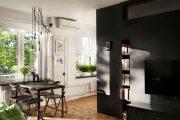 Фото 19 Дизайн квартиры-студии: 80 трендов для создания современного и мультифункционального интерьера
