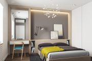 Фото 23 Дизайн квартиры-студии: 80 трендов для создания современного и мультифункционального интерьера