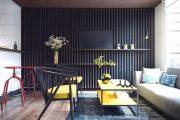 Фото 27 Дизайн квартиры-студии: 80 трендов для создания современного и мультифункционального интерьера