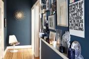 Фото 9 Дизайн узкого коридора: как расширить пространство и обзор лучших примеров оформления