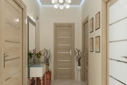 Фото 10 Дизайн узкого коридора: как расширить пространство и обзор лучших примеров оформления