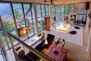 Фото 1 Дома в стиле шале: 55 лучших воплощений эстетики Альп в интерьере