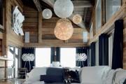 Фото 3 Дома в стиле шале: 55 лучших воплощений эстетики Альп в интерьере
