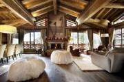 Фото 25 Дома в стиле шале: 55 лучших воплощений эстетики Альп в интерьере