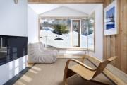 Фото 2 Дома в стиле шале: 55 лучших воплощений эстетики Альп в интерьере