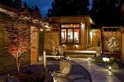 Фото 10 Дизайн двора частного дома: создаем уютное и функциональное пространство своими руками