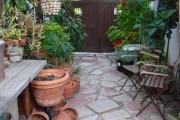 Фото 13 Дизайн двора частного дома: создаем уютное и функциональное пространство своими руками