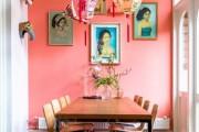Фото 6 Коралловый цвет в интерьере: 70 теплых и гармоничных сочетаний для дома