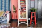 Фото 13 Коралловый цвет в интерьере: 70 теплых и гармоничных сочетаний для дома