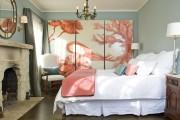 Фото 14 Коралловый цвет в интерьере: 70 теплых и гармоничных сочетаний для дома