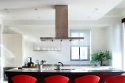 Фото 1 Кухни красного цвета: 50 самых трендовых и сочных решений для тех, кто не боится экспериментировать