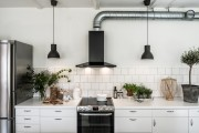 Фото 16 Оформление кухни: обзор модных трендов года и 60 избранных интерьеров