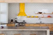 Фото 4 Оформление кухни: обзор модных трендов 2018 года и 100+ избранных дизайнерских интерьеров