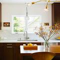 Кухня венге: эстетика аристократизма и обзор модных дизайнерских тенденций фото