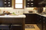 Фото 14 Кухня венге: эстетика аристократизма и обзор модных дизайнерских тенденций